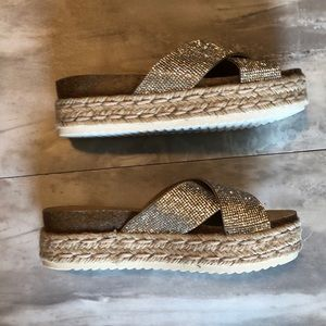 Steve Madden Shoes - Steve Madden Arran women's rhinestone slide -7